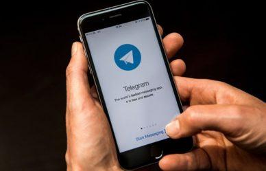 CPF - Receita Federal lança no Telegram canal para atendimento de serviços relacionados ao CPF