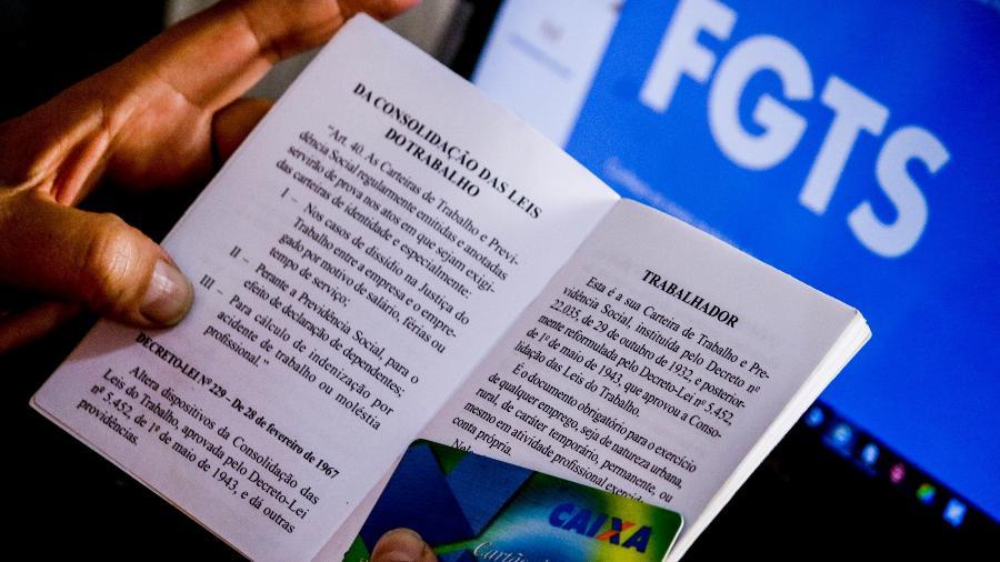 Caixa divulga calendário de pagamentos do saque-aniversário do FGTS; veja