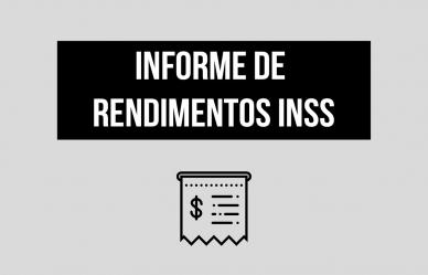 IR 2021: Informe do INSS já está disponível para aposentados e pensionistas