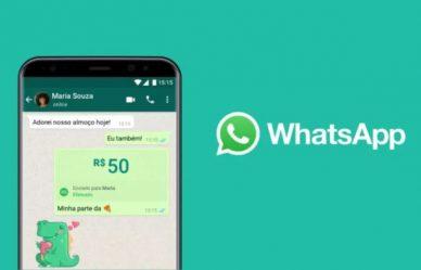 WhatsApp Pay está oficialmente disponível no Brasil