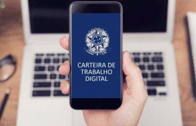 Carteira de trabalho digital: o que é e como funciona